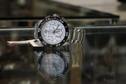 EDOX Class-1 Chronograph Big Date  10017 3 AIN2