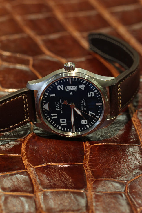 """IWC Pilot's Watches Mark XVII Edition """"Le Petit Prince""""【IW326506】"""