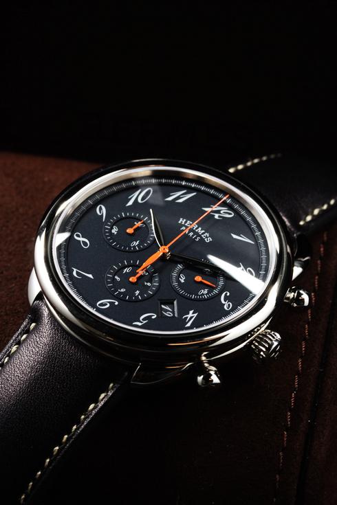 Hermes Arceau Chronograph AR4.910