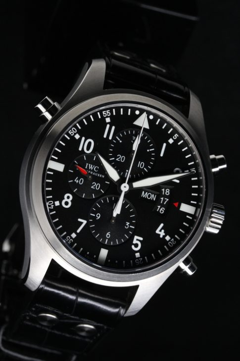 Pilot's Watch Double Chronograph IW377801