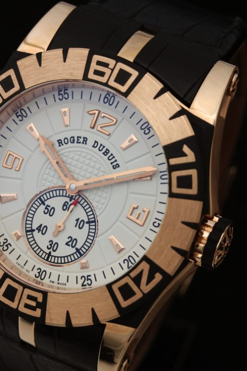 ROGER DUBUIS Easy Diver SED46-14-51-00/ 05A10/A