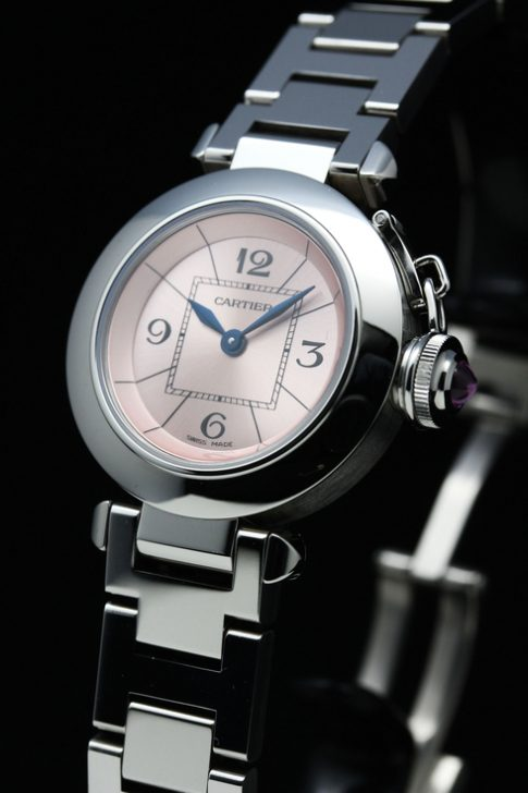 【Cartier】Miss Pasha Ladies Watch W3140008