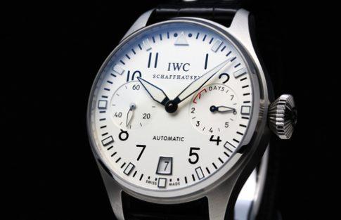 IWC BIG PILOT WATCH TRIBUTE TO JAPAN 2009 IW500418