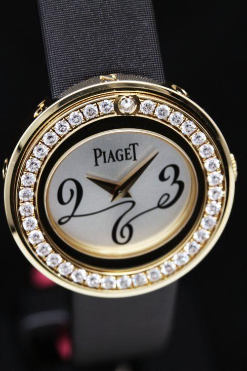 PIAGET Possession bezel diamond YG GOA32506