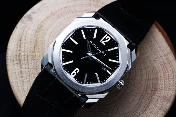 BVLGARI Octo BGO41S Automatic Watch