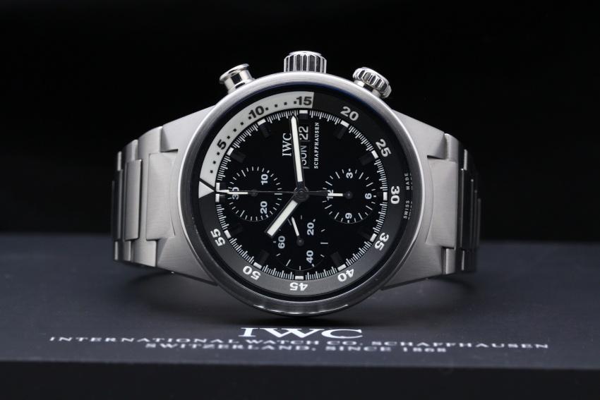 IWC Aquatimer Men's Watch Model IW371928