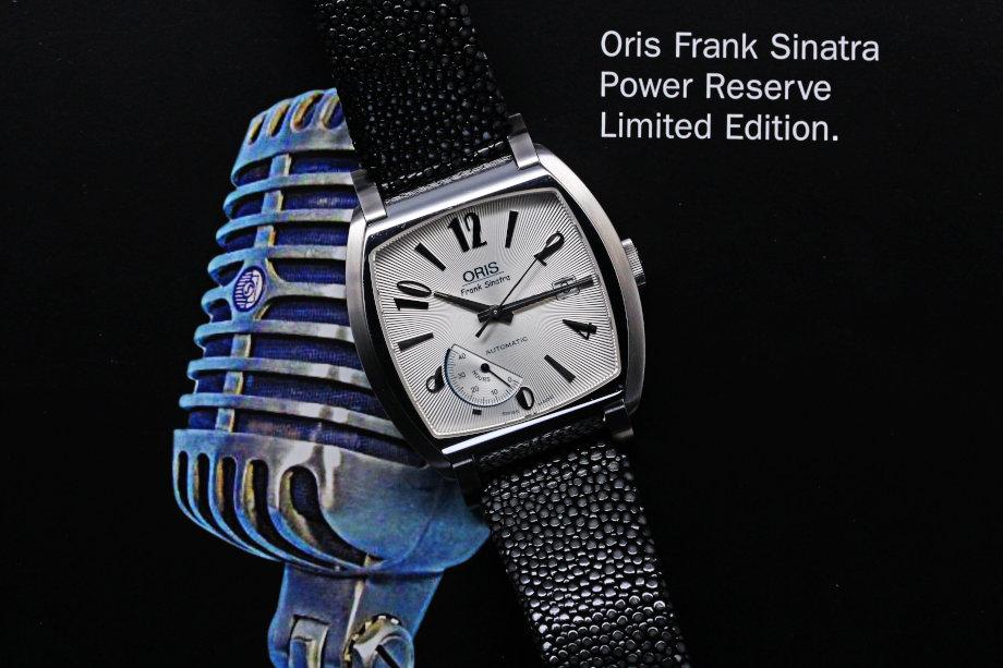 ORIS Franck Sinatra Limited Edition 667.7575.40.61
