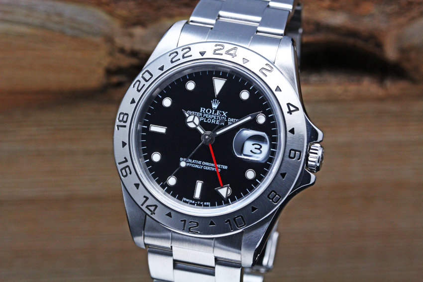 ロレックスエクスプローラー2型番16570