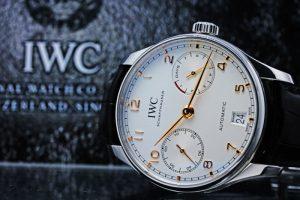 IWC ポルトギーゼ・オートマティック IW500704