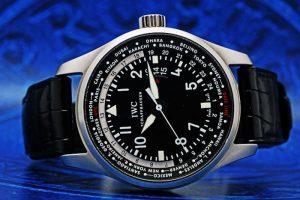 IWC パイロットウォッチ ワールドタイマー IW326201