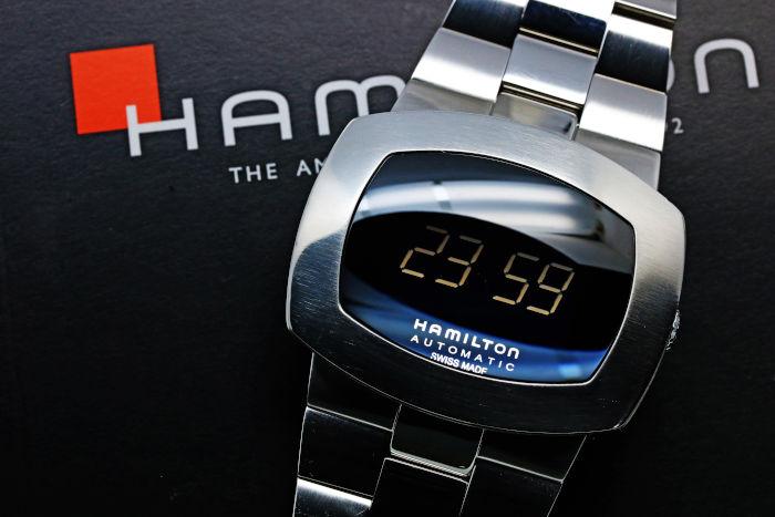 ハミルトン パルソマティック H52515139