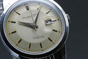 IWC インヂュニア Ref.666AD 1stモデル Cal.8531 自動巻き 1964年頃製造 オーバーホール済み