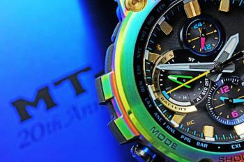 G-SHOCK MT-G 20th Anniversary Limited Edition - MTG-B1000RB-2AJR