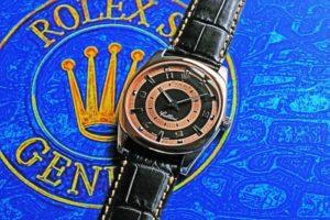 ロレックス チェリーニ ダナオス 4243/9BIC 手巻き 18Kホワイトゴールド/ピンクゴールド
