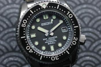 SBDX017 SEIKO Prospex Marine Master Automatic Professional