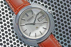 シチズン レオパール10 ハイネス クロノメーター36000 Ref.4-720300Y Cal.7230 1970年2月製造 オーバーホール済み