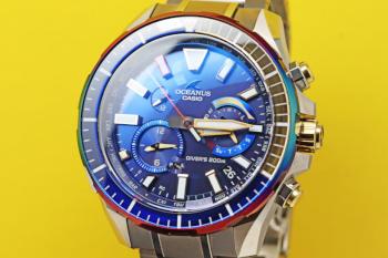 CASIO OCEANUS CACHALOT OCW-P2000D-2AJF Tough Solar Watch