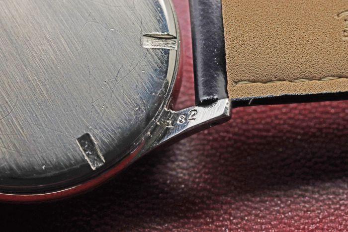 ロンジン スモールセコンド Ref.182 Cal.12.68Z 手巻き 1950年代 オーバーホール済み